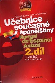 Obálka titulu Učebnice současné španělštiny 2. díl