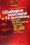 Obálka knihy Učebnice současné španělštiny 2. díl