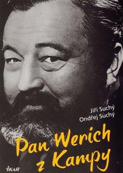Obálka titulu Pan Werich z Kampy