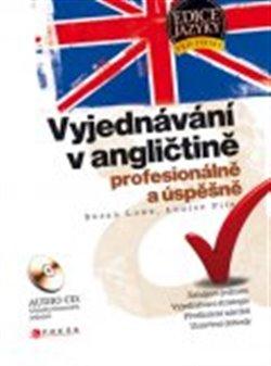 Obálka titulu Vyjednávání v angličtině