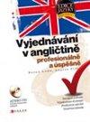Obálka knihy Vyjednávání v angličtině