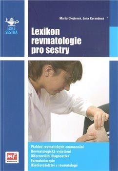 Obálka titulu Lexikon revmatologie pro sestry