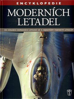 Obálka titulu Encyklopedie moderních letadel