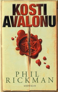 Obálka titulu Kosti Avalonu
