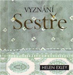 Obálka titulu Vyznání sestře