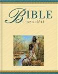 Obálka knihy Bible pro děti