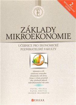 Obálka titulu Základy mikroekonomie
