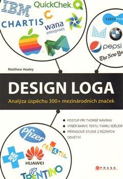 Obálka titulu Design loga