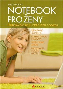 Obálka titulu Notebook pro ženy