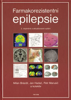 Obálka titulu Farmakorezistentni epilepsie