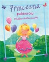Obálka knihy Princezna podává čaj