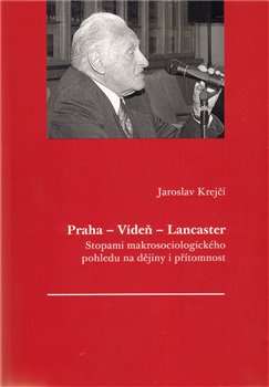 Obálka titulu Praha - Vídeň - Lancaster