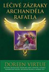 Obálka knihy Léčivé zázraky archanděla Rafaela