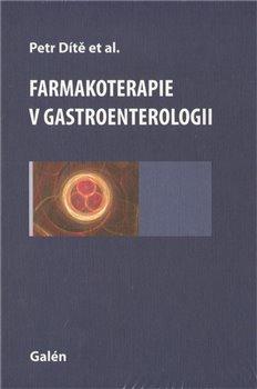 Obálka titulu Farmakoterapie v gastroenterologii