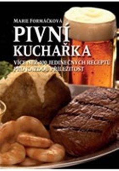 Obálka titulu Pivní kuchařka