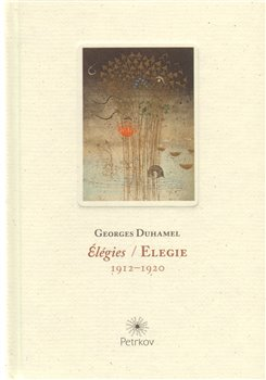 Obálka titulu Elegie / Élégies
