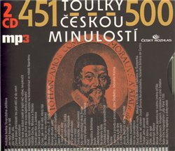 Obálka titulu Toulky českou minulostí 451-500
