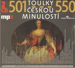 Obálka titulu Toulky českou minulostí 501-550