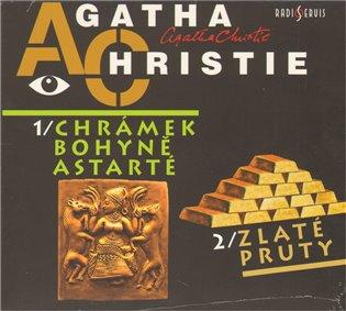 Chrámek bohyně Astarté / Zlaté pruty