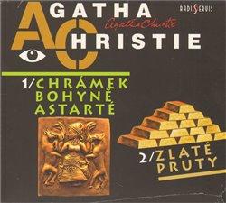 Obálka titulu Chrámek bohyně Astarté / Zlaté pruty