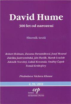 Obálka titulu David Hume - 300 let od narození