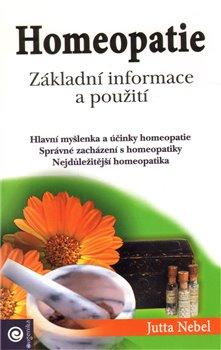Obálka titulu Homeopatie