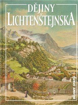 Obálka titulu Dějiny Lichtenštejnska