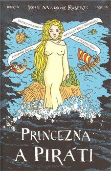 Obálka titulu Princezna a piráti