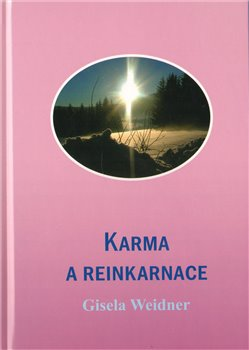 Obálka titulu Karma a reinkarnace