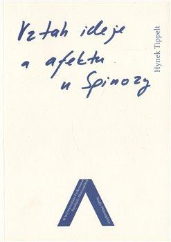 Obálka titulu Vztah ideje a afektu u Spinozy