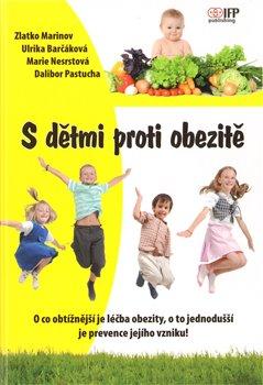 Obálka titulu S dětmi proti obezitě