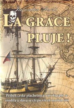 Obálka titulu La Grace pluje!
