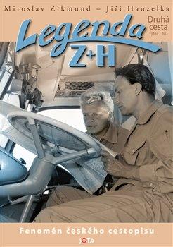 Obálka titulu Legenda Z + H