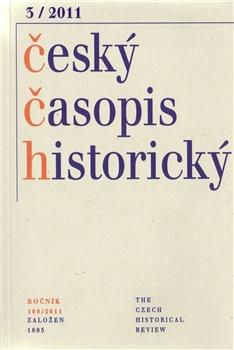 Obálka titulu Český časopis historický 3/2011
