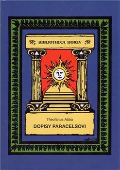 Obálka titulu Dopisy Paracelsovi