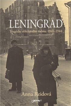 Obálka titulu Leningrad