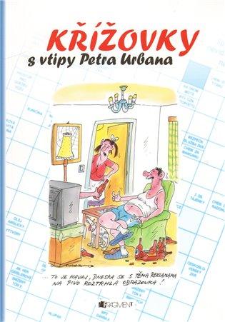 Křížovky s vtipy Petra Urbana:modrá - Petr Urban   Replicamaglie.com