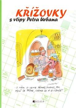 Obálka titulu Křížovky s vtipy Petra Urbana
