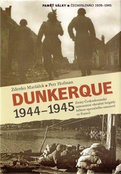 Obálka titulu Dunkerque 1944–1945