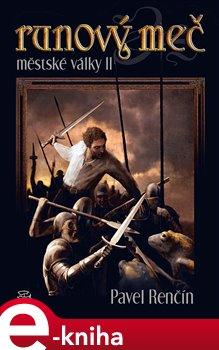 Obálka titulu Runový meč