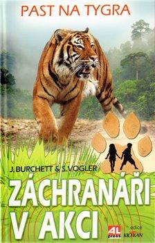 Obálka titulu Past na tygra