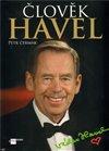 Obálka knihy Člověk Havel