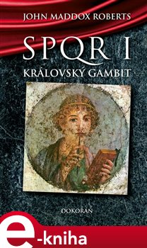 Obálka titulu Královský gambit - SPQR I
