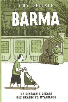 Obálka titulu Barma