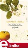 Chuť jablečných jadérek - obálka