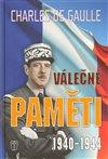 Obálka knihy Válečné paměti 1940-1944