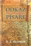 Obálka knihy Odkaz mezopotamského písaře