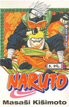 Obálka titulu Naruto 3: Pro své sny