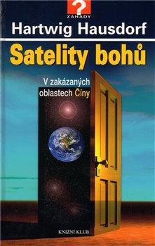 Obálka titulu Satelity bohů