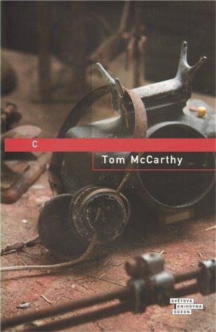 C - Tom McCarthy | Booksquad.ink